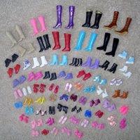 ba combinations - Exquisite pairs creative combination Barbies Shoes Babi Ba ratio doll shoes