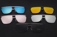 big beach sunglasses - New colors UV400 Big frame Personality popular sunglasses Exaggerated Ms women female sunglasses Fashion Accessories men s glasses