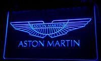 aston martin auto - LS063 b Aston Martin Auto Neon Light Sign jpg