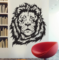 african art kids - Wall Stickers For Kids Room Zoo African Animal Jungle Lion King Wall Decal Art Decor Sticker Vinyl Wall Stickers Home Decor