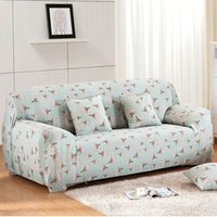 Wholesale Household Polyester Hotel Elastic Sofa Loveseat Cover Slipcover Protector Inch Available for Shipment Exclusively within the U S
