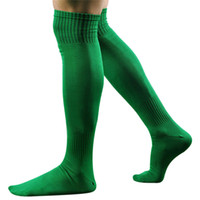 Wholesale Delicate Hot Mans soft fashion cool Long Socks Over Knee High Sock Ma25