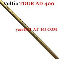 Wholesale TOP KATANA TOUR AD VOLTIO Graphite Regular Flex or SR Flex or Stiff flex shaft Golf Clubs TOUR AD Shaft