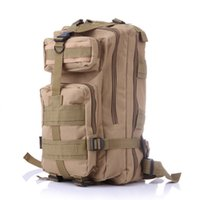 Wholesale Tactical Outdoor Sport Backpack Rucksacks Camping Hiking Mens Bag Nylon Adventure Tactical Gear Camouflage Army Waterproof Backpacks