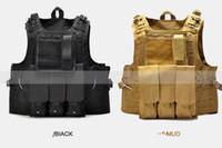 Wholesale Amphibian vest camouflage tactical vest enthusiasts outdoor field ma3 jia3 combat uniform real CS equipment combat vest