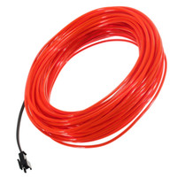 Yes best car lights - Best Price M Multicolor LED Soft Flash Flexible Neon Light Glow EL Strip Tube Wire Rope Lamp Car Rope Light Xmas Decor DC12V