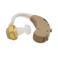 Wholesale F Volume Adjustable Ear Hearing Aid Sound Amplifier for Better Hearing Audiphone Ear Care Tool