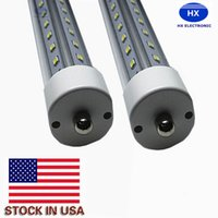 Cheap T8 8 feet single pin led Best 28W/65W SMD 2835 8ft led tube