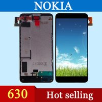 Nokia Lumia 630 best digital converter - The best quality AAA LCD for Nokia Streamer N630 LCD and touch screen digital converter frame assembly factory