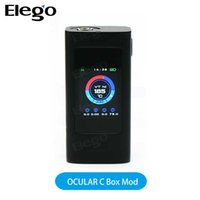 best music boxes - Authentic Joyetech OCULAR C Box Mod W TC Mod with Touch Screen and Music Function work by battery best match with SMOK TFV8