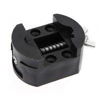Wholesale Cymii Black Watch Case Holder Adjustable Opener Vice Tools Repair Kits For Watchmaker Watch Repair Tool Kits