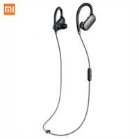 Wholesale Newest Original Xiaomi Sport Earphone Stereo Headset Waterproof MEMS Wireless Bluetooth m Headphone Hours Talking