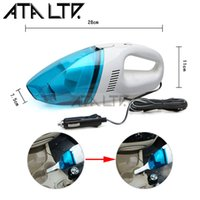 Wholesale Portable Car Vacuum Cleaner Wet and Dry Dual Use V