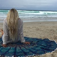 automatic towel - summer Multifunction mat beach cushion beach towel Outdoor Picnic Beach Mat Family Wallpapersfor women high quality