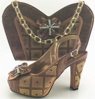 best italian shoes - African shoe and bag set High quality italian shoe matching bag best selling ladies matching shoe and bag italy shoe and bag ME6601