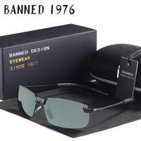 achat en gros de anti-éblouissement conduite lunettes-Vente en gros-2016 anti-éblouissement Mode Polarized Outdoor Hommes Lunettes de Soleil Marque Designer métal classique conduisant les femmes lunettes de soleil oculos 3043