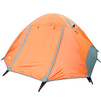 Wholesale Double double couples tents outdoor camping storm special folding tents