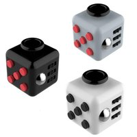Wholesale New Hot Fidget cube Box the world s first American decompression anxiety Just Box For Adults and Children