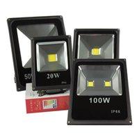 Wholesale LED Floodlights W W W W W W RGB Warm Cool White Flood Lighting LED Flood Light