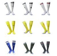absorb pink - Top Thai quality soccer club Adult Soccer Sock club Football socks Absorb sweat thickened Stockings Cheap Men sports