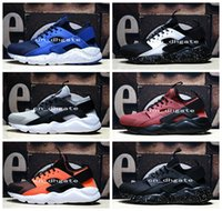 Plus récents Air Huarache IV Run Ultra PK4 Chaussures de Course Huraches Running Trainers Hommes Nanometer Technology KPU Material Huaraches Sneakers