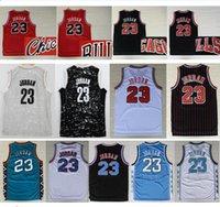 Wholesale HOT Sale Best Quality Mi Jord Basketball Jersey Cheap Piqué Logos Jersey All Style Jerseys Accept Order Mix