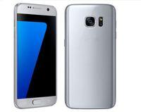 Wholesale Cheap Unlocked Dual Phone - goophone s7 5.0 inch s7 edge with lte logo quad core phone smartphones unlocked inch cheap phone rugged tri sim phones