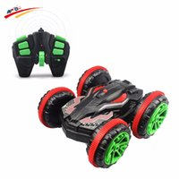 amphibious rc - RC Buggy Ghz WD Powerful Extreme Stunt Amphibious Remote Control Car Drives on Land and Water With Degree Spins Flips