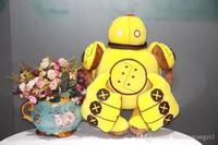 Vente de nouveaux produits listés Héros alliance de la machine à moteur à moteur de la poupée d'enfants Mignon bande de jouets en peluche vente directe