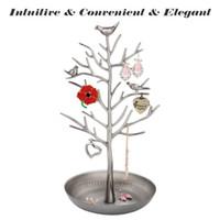 Wholesale Fashion Home Storage Organization Tree Jewelry rack Stand