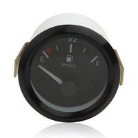 auto level instrument - Auto Instruments Universal New Car Fuel Level Gauge Meter Fuel Sensor E F Pointer