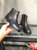 ann demeulemeester boots - superior quality Demeulemeester Ann short boots genuine leather little Newpineri cushion