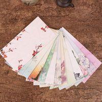 Wholesale 30Pcs Chines Style Paper Envelopes For Invitations Wedding Invitation Envelope Set Envelope Gift Envelopes Papelaria