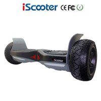 Wholesale Iscooter brand Newest inch Hummer Hoverboard Self Balance Scooter Two Wheels scooters inch with Remote Controller LED