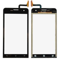 asus for sale - 2015 Hot Sales New Black High Quality Touch Screen Digitizer Glass Lens For ASUS Zenfone