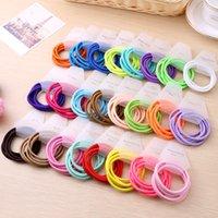 band sugar - The sugar fruit color ring Korea elastic hair rope factory direct Hu people