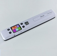 Wholesale High Speed Portable Scanner A4 Size Document Scanner DPI JPG PDF Support G TF Card Mini Scanner Pen with Pre View PIcture