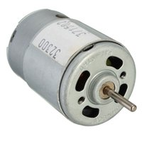 Wholesale 2016 New DC3 V Large Torque Motor Super model with High Speed Motor New Arrival Rated voltage V W