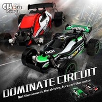Wholesale 1 WD High Speed GHz Remote Control Off Road Car RC RTR Racing Buggy Car