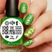 Wholesale The Joker Theme Nail Art Stamp Template Image Plate BORN PRETTY BP Nail Stamping Template Decoration Manicure Pedicure