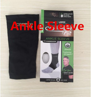 Wholesale 2017 Hot Sale Ankle Support foot Compression Sleeve Protect your Feet Any time with retail box
