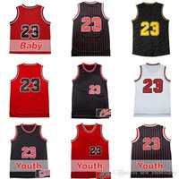 Men baby names s - With player name cheap sale T Shirt Michael kid s youth adult high quality baby Jeffrey men jersey