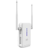 Wholesale Powerful M Wireless Repeater Wifi Network Signal Extender with Double Antenna for PC Laptop US Plug