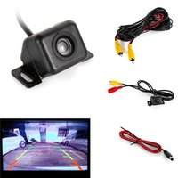 Wholesale Waterproof CCD HD Night Vision Car Parking Rearview Camera Wide Angle TVL Auto Reverse Backup Rear View Parking Camera