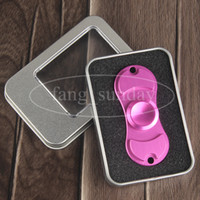 8-11 Years Red Metal New Torqbar Hand Spinner Fingertips Spiral Fingers Gyro EDC HandSpinner Kids Adult Toy Birthday Gift free shipping