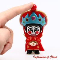 Wholesale Sichuan Opera face doll doll face mask toys Sichuan souvenirs with Chinese characteristics gifts to foreigners