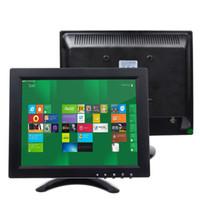 10 pouces TFT LCD couleur BNC HDMI VGA RCA écran de moniteur vidéo pour PC Security Cam CCTV DVR System
