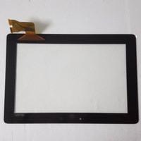 achat en gros de tampons à écran tactile gros-Vente en gros-digitizer écran tactile de verre pour Asus MeMo Pad Smart 10 ME301 ME301T 5280N FPC-1 Rev.4