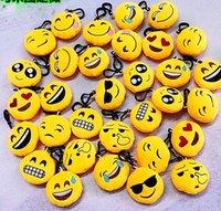 Wholesale Mix Design Emoji Stuffed Plush Toys Soft Dolls Kids Children Gifts Men s Women s Key Chain Bag Backpacks Pendant