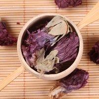 Wholesale Violet Scented Tea Flowers Healthy Beauty Slimming Medicine Tea Fragrance Gift Drink Gram Bags